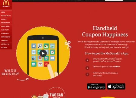 McDonald's Canada New McDonalds Coupons (Until Oct 12)