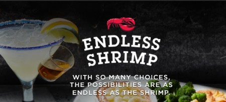 Red Lobster Endless Shrimp Event is Back!