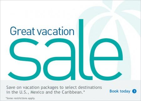 WestJet Great Big Seat Sale (Sept 8-10)