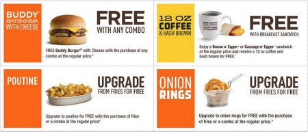 A&W Canada New Printable Coupons + Free Root Beer Coupon (Until Oct 25)