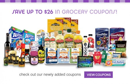 Save.ca Save up to $26 in Grocery Coupons