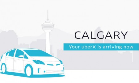 UBER Launching in Calgary Today - Get $20 Free Ride Credit!