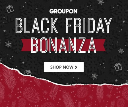 Groupon black friday weekend bonanza 100 39 s of for Las vegas hotels black friday deals