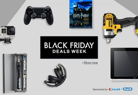 Amazon Black Friday Deals Week Start Now