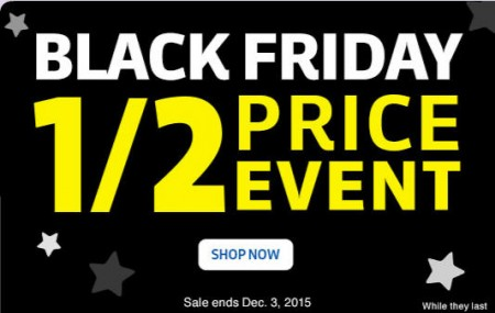 Babies R Us Black Friday Sale - Half Price Event (Nov 27 - Dec 3)
