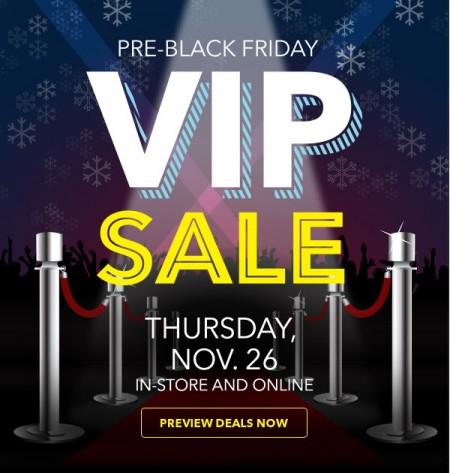 Best Buy Pre-Black Friday VIP Sale (Nov 26)