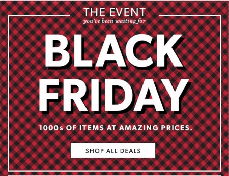Chapters Indigo Black Friday - 1000's of Items at Amazing Prices