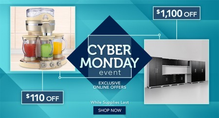 Costco Cyber Monday Event - Exclusive Online Offers!