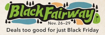 Golf Town Black Friday Weekend Deals (Nov 26-29)