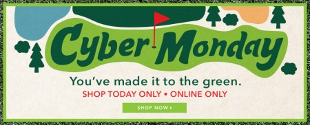 Golf Town Cyber Monday - 20 Off Online Orders over $150 + Free Shipping (Nov 30)