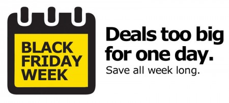While most people will be concentrating on shopping at department stores for Black Friday, few may know that IKEA will also be having terrific deals all weekend.