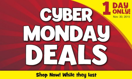 Toys R Us Cyber Monday Deals (Nov 30)