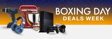 Amazon.ca Boxing Day Deals Week Sale