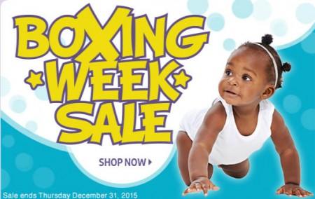 Babies R Us Boxing Week Sale (Dec 26-31)