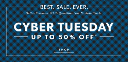 Chapters Indigo Cyber Tuesday Sale (Dec 1)