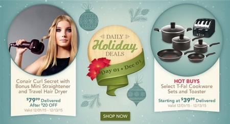 Costco 12 Days of Holiday Deals (Dec 1-13)