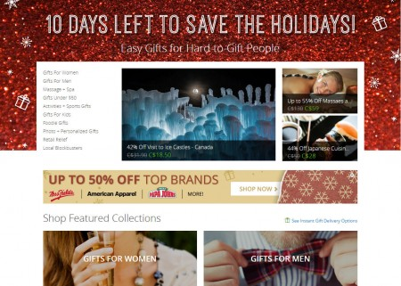 GROUPON Today Only - Up to 50 Off Dining, Wine Tasting, Massages and More (Dec 15)
