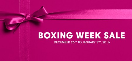 Holt Renfrew Boxing Week Sale - Save up to 70 Off (Dec 26 - Jan 3)