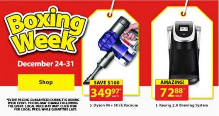 Last Chance Walmart - Boxing Week Sale (Dec 24-31)