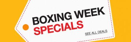 Staples Boxing Week Specials (Dec 26 - Jan 3)