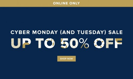 TheBay.com Cyber Monday and Tuesday Sale - Up to 50 Off + Free Shipping All Orders (Nov 30 - Dec 1)