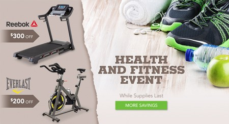 Costco Health and Fitness Event