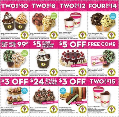 Marble Slab Creamery New Printable Coupons (Until Feb 29)