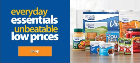 Walmart.ca Everyday Essentials at Unbeatable Low Prices