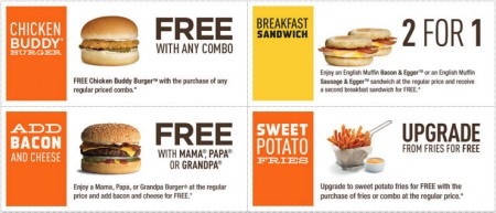 A&W Canada New Printable Coupons + Free Root Beer Coupon (Until Feb 14)
