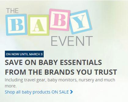 Best Buy VIVA The Baby Event (Until Mar 3)