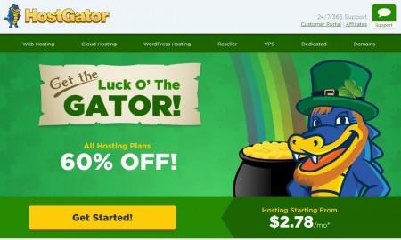 HostGator 60 Off All Web Hosting Plans Promo Code (Mar 17)