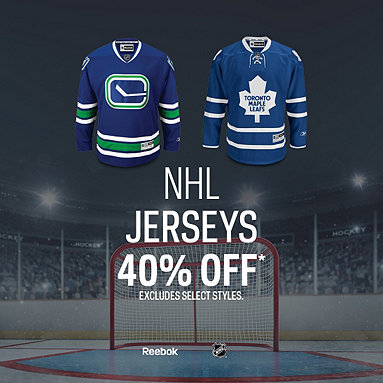 Sport Chek 40 Off NHL Jerseys (Until Apr 5)