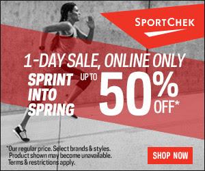sport chek coupon