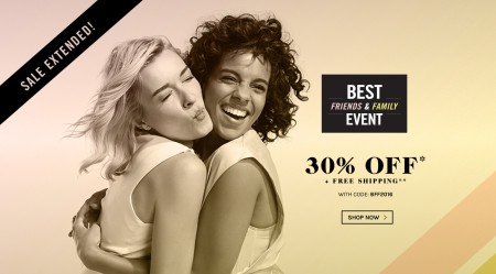 Naturalizer Friends and Family Sale - Extra 30 Off Your Purchase Promo Code (Apr 11)