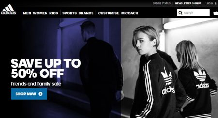 Adidas Friends & Family Sale - Save up to 50 Off (Until May 24)