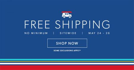 Indigo Free Shipping on All Orders, No Minimum Spend (May 24-26)