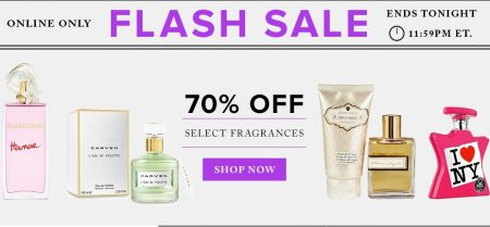 TheBay Flash Sale - 70 Off Select Fragrances (May 15)