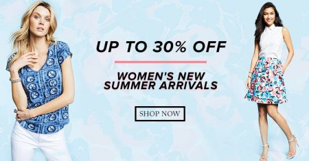 TheBay.com Women's Sale - Up to 30 Off Women's New Summer Arrivals