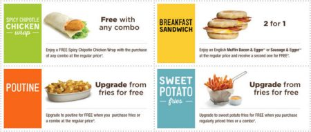 A&W Canada New Printable Coupons + Free Root Beer Coupon (Until June 19)
