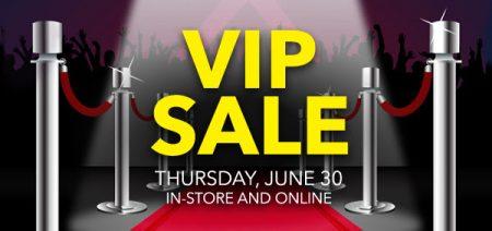 Best Buy VIP Sale In-Store and Online (June 30)