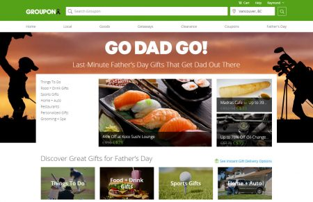 GROUPON Father's Day Gift Ideas & Deals (Until June 19)