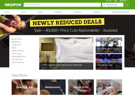 GROUPON Newly Reduced Deals - 40,000 Price Cuts Nationwide (June 9-11)