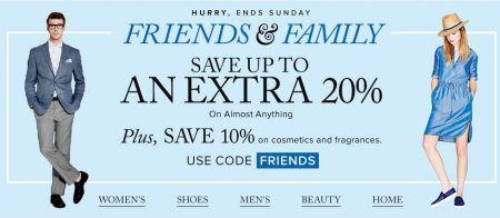 Hudson's Bay Friends & Family - Save up to an Extra 20 Off Almost Anything (June 17-19)