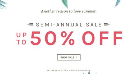 Naturalizer Semi Annual Sale - Save up to 50 Off