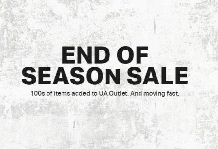 Under Armour End of Season Sale
