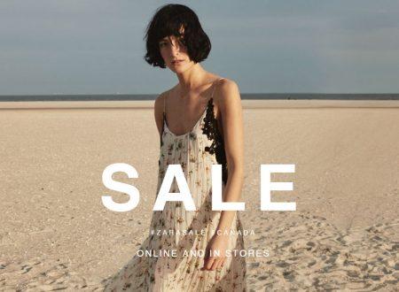 ZARA Summer Sale