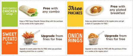 A&W Canada New Printable Coupons + Free Root Beer Coupon (Until July 31)