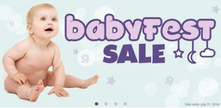 Babies R Us Babyfest Sale (July 8-21)