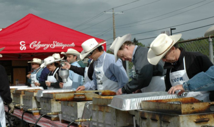 Free-Calgary-Stampede-Breakfasts