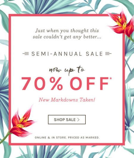 Naturalizer Semi Annual Sale - Save up to 70 Off + New Markdowns
